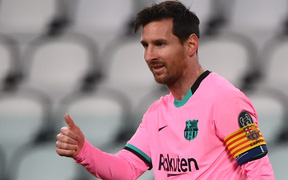 Bàn thắng vào lưới Juve giúp Messi lập thành tích chưa từng có trong sự nghiệp