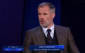 Huyền thoại Liverpool chửi thề trên sóng truyền hình Mỹ