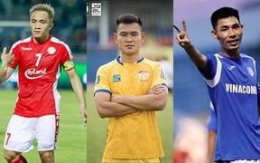 """Điểm danh những gương mặt """"mới nổi"""" của đội tuyển Việt Nam dưới thời HLV Park Hang-seo"""