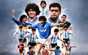Diego Maradona: Hành trình tạo nên một huyền thoại
