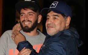 """Con rơi của Maradona: """"Đội trưởng trong tim con không bao giờ chết"""""""