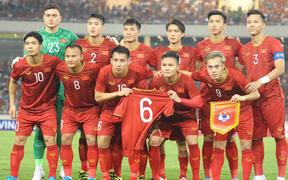 Đội tuyển Việt Nam tăng 1 bậc trên BXH FIFA, tiệm cận top 90 thế giới