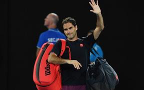 """""""Tàu tốc hành"""" Roger Federer lần đầu vắng mặt tại Australian Open"""