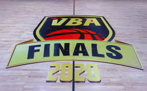 Lo ngại dịch bệnh Covid-19, loạt trận còn lại của Finals 2020 không cho người hâm mộ vào VBA Arena