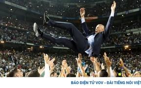 """""""Vua Midas"""" Zidane và cuộc cách mạng nửa vời ở Real Madrid"""