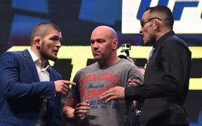 UFC quyết không hủy sự kiện lớn nhất tháng 4 bất chấp dịch Covid-19, nhà vô địch Khabib đành tập một mình để đảm bảo an toàn
