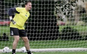 Mark Bosnich, cựu thủ môn MU mất nghiệp vì thói phàm ăn