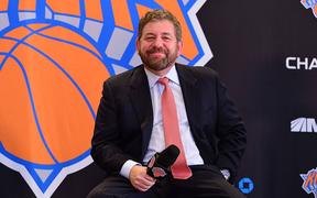 Chủ sở hữu New York Knicks xác nhận dương tính với Covid-19