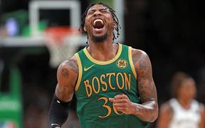 Ngôi sao Boston Celtics bình phục hoàn toàn sau khi mắc Covid-19