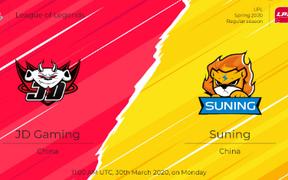 Thảm bại trước đội cũ của Levi, Suning Gaming kéo dài chuỗi thất bại lên con số 3