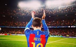 Đội bóng của Messi làm điều chưa từng có trong lịch sử để quyên góp tiền chống Covid-19