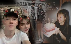 Bạn gái lặn lội từ Đồng Nai ra Hà Nội đón sinh nhật cùng Hoàng Đức: 'Vì yêu cứ đâm đầu' là có thật!