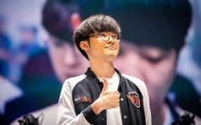 """Huyền thoại làng Esports (kỳ 1): Lee """"Faker"""" Sang-hyeok"""
