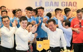Hà Nội FC chuyển giao đội U21 cho CLB ở giải hạng Nhì, nhà vô địch AFF Cup làm HLV trưởng