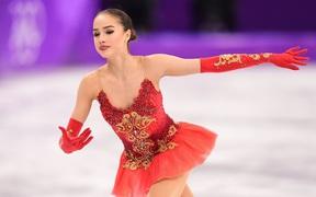 'Thiên thần' trượt băng được ông Putin chúc mừng sinh nhật