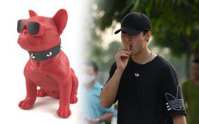 """Đình Trọng tiết lộ """"thú cưng"""" đặc biệt của Duy Mạnh, đi đâu cũng phải mang theo"""