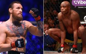 """Conor McGregor đồng ý thượng đài cùng huyền thoại Anderson Silva, sẵn sàng tạo nên một trận đấu """"lịch sử"""""""