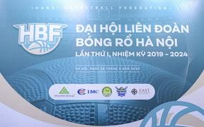 Liên đoàn bóng rổ Hà Nội chính thức thành lập: Hướng tới sự phát triển toàn diện của bóng rổ Thủ đô