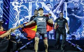 Những điều thú vị xoay quanh nghiệp võ của nhà vô địch Martin Nguyễn