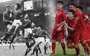 """Phát hiện thú vị: Chiến thuật đá phạt góc kiểu """"đoàn tàu"""" Việt Nam từng sử dụng có nguồn gốc từ World Cup 1966 và câu chuyện lịch sử chấn động thế giới phía sau"""