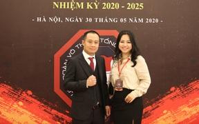Liên đoàn Võ thuật tổng hợp Việt Nam chính thức được thành lập