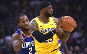Giới thượng tầng giải đấu NBA nhắm ngày trở lại của mùa giải 2019/2020