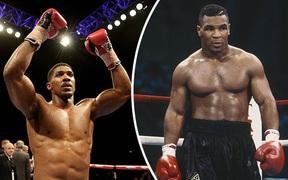 Nhà vô địch Anthony Joshua từ chối lời mời thượng đài với Mike Tyson: Tôi không muốn bị la ó khi hạ gục võ sĩ vĩ đại bậc nhất lịch sử