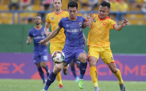 Học trò HLV Park Hang-seo ở Cúp Quốc gia 2020: Hai tiền đạo chấn thương nhẹ, bàn thắng được ghi bởi toàn hậu vệ