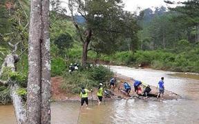 Lâm Đồng: Đã tìm thấy thi thể nam vận động viên Giải siêu marathon quốc tế 2020 bị lũ cuốn trôi