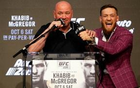 Chủ tịch Dana White tuyên bố mặc kệ Conor McGregor: Chúng tôi không làm việc với những kẻ chán thượng đài