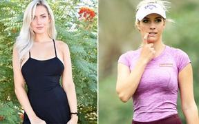 Bị fan quá khích buông lời dọa giết, nữ golf thủ xinh đẹp nhất thế giới có cách xử trí cực hay, thu về khoản tiền tấn