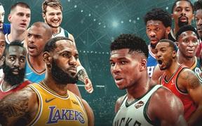 NBA sẵn sàng cho việc trở lại của mùa giải 2019-2020 với kế hoạch 22 đội bóng
