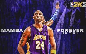 Kobe Bryant được xác nhận xuất hiện trên bìa tựa game NBA 2K21, NHM tung loạt ảnh fanmade cực chất