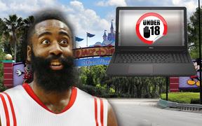 Thi đấu tại Orlando, các ngôi sao NBA nhận ưu đãi đặc biệt từ một trang web người lớn