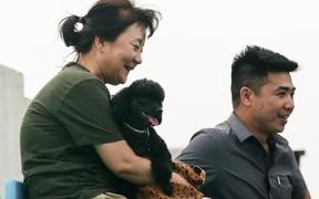 HLV Park Hang-seo dành cử chỉ đặc biệt khiến bà xã bật cười trước trận đấu tập của U22 Việt Nam