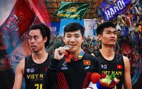 Nhìn lại chặng đường 4 năm: Ngoài ánh hào quang trên sàn đấu, VBA đã làm được gì cho nội binh và nền bóng rổ nước nhà?