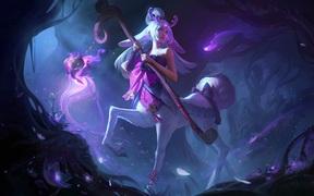 Riot Games hé lộ bộ kĩ năng của Lillia, ấn định ngày ra mắt