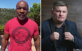 Huyền thoại boxing lo lắng, thỉnh cầu Mike Tyson đừng trở lại thi đấu: Tôi không muốn nhìn ông ấy bị thương
