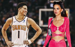 Sau chuỗi ngày cứ im ỉm mà hẹn hò, Devin Booker cuối cùng đã công khai tán tỉnh Kendall Jenner trên mạng xã hội