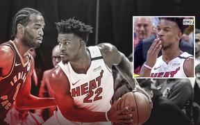 """Chặn đứng phong độ """"nóng bỏng tay"""" của TJ Warren, Miami Heat cùng Jimmy Butler lập tức cà khịa đối thủ trên MXH"""