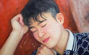 """Duy Mạnh đăng ảnh sống ảo, Quỳnh Anh liền nói phũ: """"Sắp đi thay bỉm rồi, điệu đà gì nữa"""""""