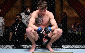 Võ sĩ từng 18 lần xin bỏ cuộc bị UFC cắt hợp đồng