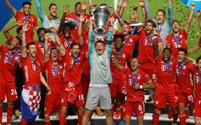 Bayern lập ra kỷ lục chưa từng có trong ngày chính thức trở thành nhà vua của châu Âu