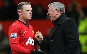"""Rooney: Sir Alex bắt cầu thủ MU """"tự sát"""" khi đối đầu với Barcelona"""