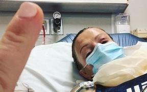 Sau thất bại tại UFC, nữ võ sĩ bỗng đổ gục bất tỉnh, phải chuyển gấp tới bệnh viện