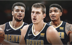 """Những """"bệ phóng"""" đưa Denver Nuggets vào lịch sử NBA"""