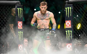 UFC tính để Conor McGregor trở lại vào năm sau: Chúng tôi có nhiều dự định thú vị và anh ta cũng rất hào hứng