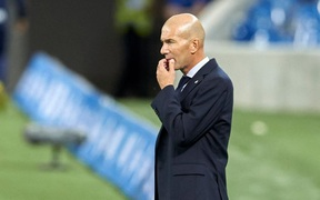 ĐKVĐ Real Madrid mất điểm ngay trận ra quân tại La Liga