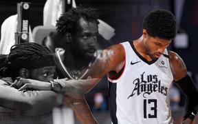 Nghi vấn Paul George không được lòng các đồng đội ở Los Angeles Clippers sau thất bại tại NBA Playoffs 2020