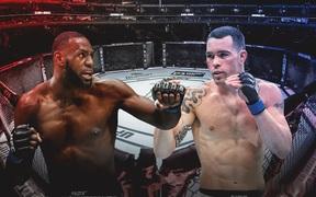 """Võ sĩ UFC gây sốc khi gọi Lebron James là """"kẻ hèn nhát"""" và thách thức: """"Hắn không thể đứng vững quá 10 giây trước mặt tôi"""""""